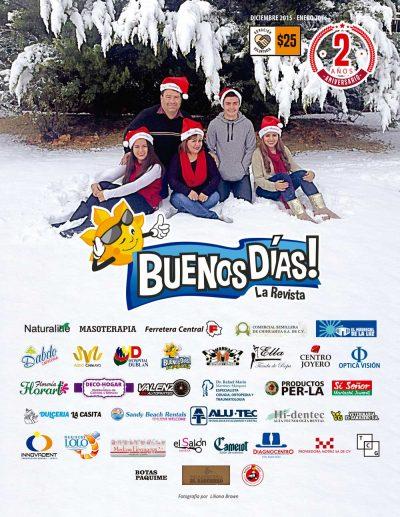 Buenos Dias La Revista